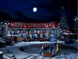 La Fiesta de Navidad de Thomas