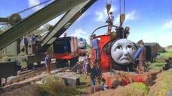 Thomas y sus amigos -thomas heroe del dia