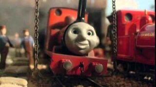 Thomas y sus amigos -una locomotora muy valiente