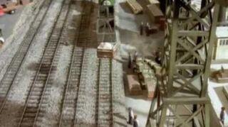 Thomas y sus amigos -el rescate de cranky