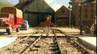 Thomas y sus amigos -peter sam y la mujer olvidada