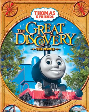 El Gran Descubrimiento   Wiki Thomas y sus amigos español   Fandom