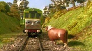 Thomas y sus amigos -mirame a los ojos