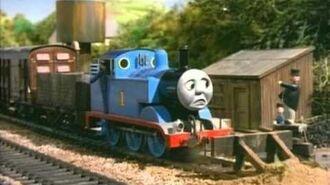 Thomas y sus amigos - thomas en problemas