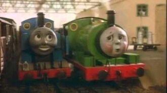 Thomas y sus amigos -doble problema