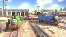 Thomas y sus amigos -un problema para sir topham hat