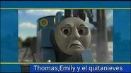 Thomas, Emily y el Quitanieves - Narración Española