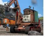 Oliver (excavadora)