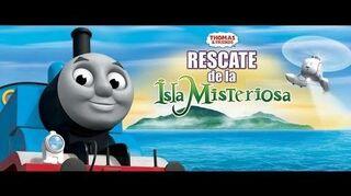 Rescate de la Isla Misteriosa - Trailer Latinoamericano
