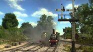 Thomas y la Nueva Locomotora - Narración Española