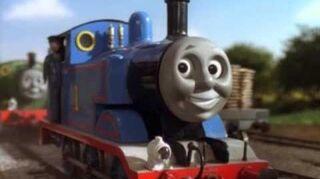 Thomas y sus amigos -adios george