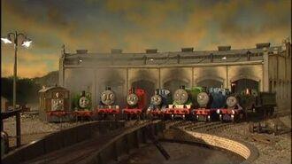 Thomas y sus amigos - ¿Cuántos son?