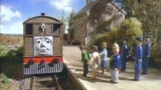 Thomas y sus amigos -toby el tranvia