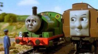 Thomas y sus amigos -por siempre felices