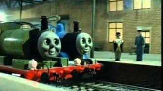 Thomas y sus amigos -thomas percy y el tren de correo