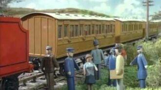 Thomas y sus amigos -james aprende una leccion