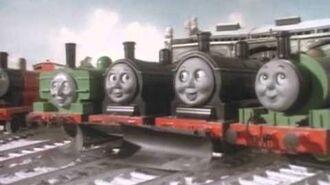 Thomas y sus amigos -la delegacion