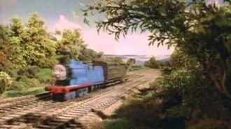 Thomas y sus amigos -donald y douglas