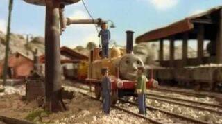 Thomas y sus amigos - Stepney se pierde