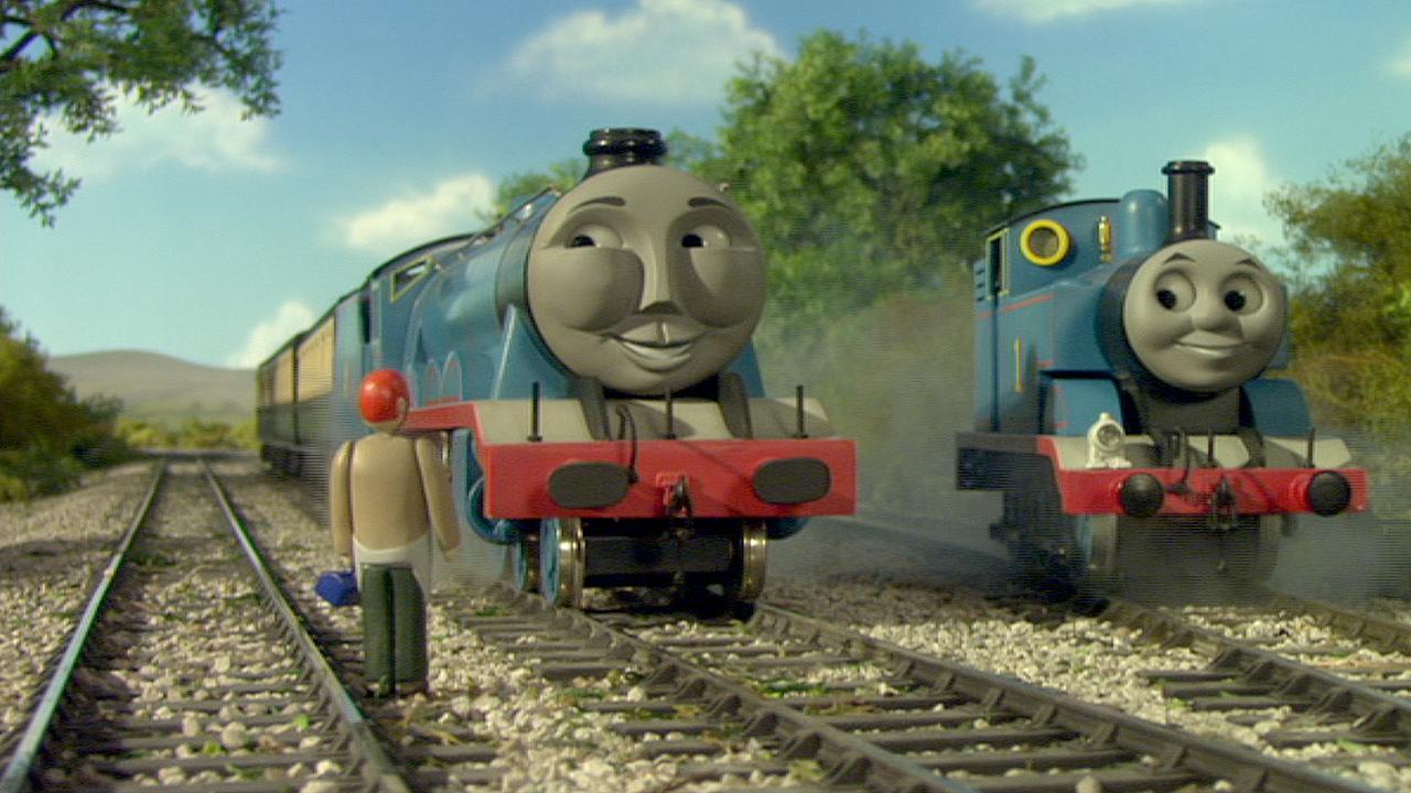 Gordon y el Mecánico | Wiki Thomas y sus amigos español ...