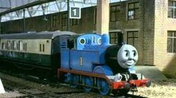 Thomas y sus amigos- un gran dia para thomas
