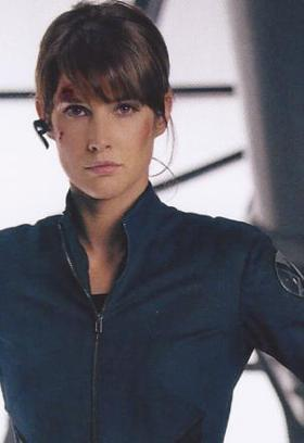 Maria Hill Thor Wiki Fandom Powered By Wikia