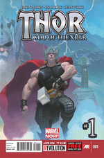 Thor: God of Thunder (comic)