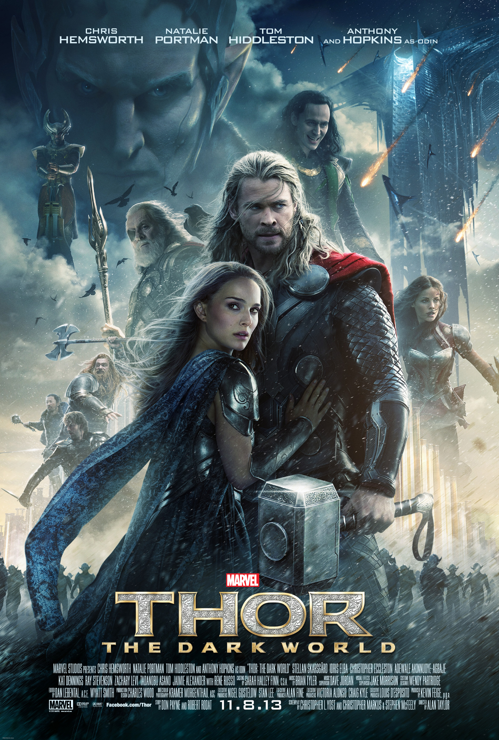 thor: the dark world | thor wiki | fandom poweredwikia