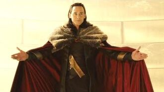 THOR THE DARK WORLD Deleted Scene - Loki's Coronation (2013) Tom Hiddleston Marvel Movie HD