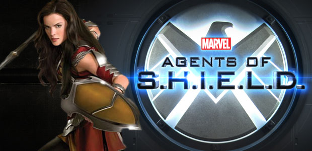Lady Sif Agents Of Shield