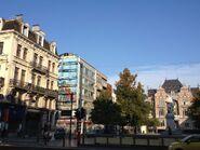 Fresque Thorgal - Place Anneessens