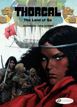 10 - The Land of Qa