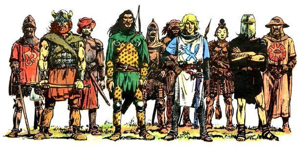 Kandydaci do tronu Aran