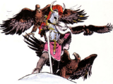 The Lord of the Three Eagles