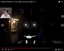 SHADOW RACHEL! Those Nights at Rachel's Night 1-2 - YouTube - Google Chrome 07-Feb-16 1 01 40 PM