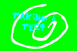 TakingaTestTitleCard