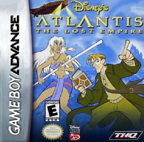 Disney S Atlantis The Lost Empire Thq Wiki Fandom