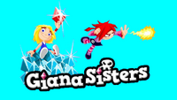 Giana Sisters Aqua background