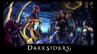 Darksiders series background