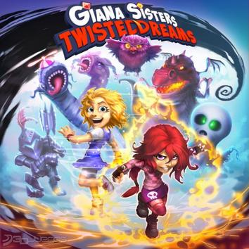 Giana Sisters (Giana Sisters Twisted Dreams)