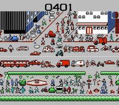 Where's Waldo city level