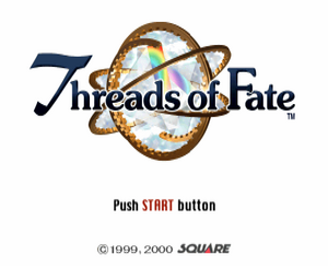 Threads of Fate (PSX) 01