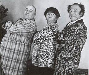 Joe DeRita | Three Stooges Wiki | FANDOM powered by Wikia