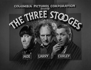 Three Stooges Intro Card 1936