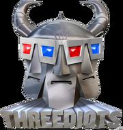 Threediots logo