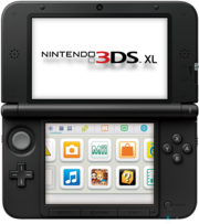 3DS-XL Black