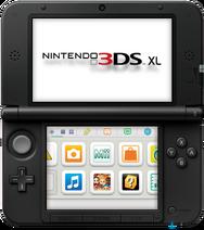 3DS-XL Black