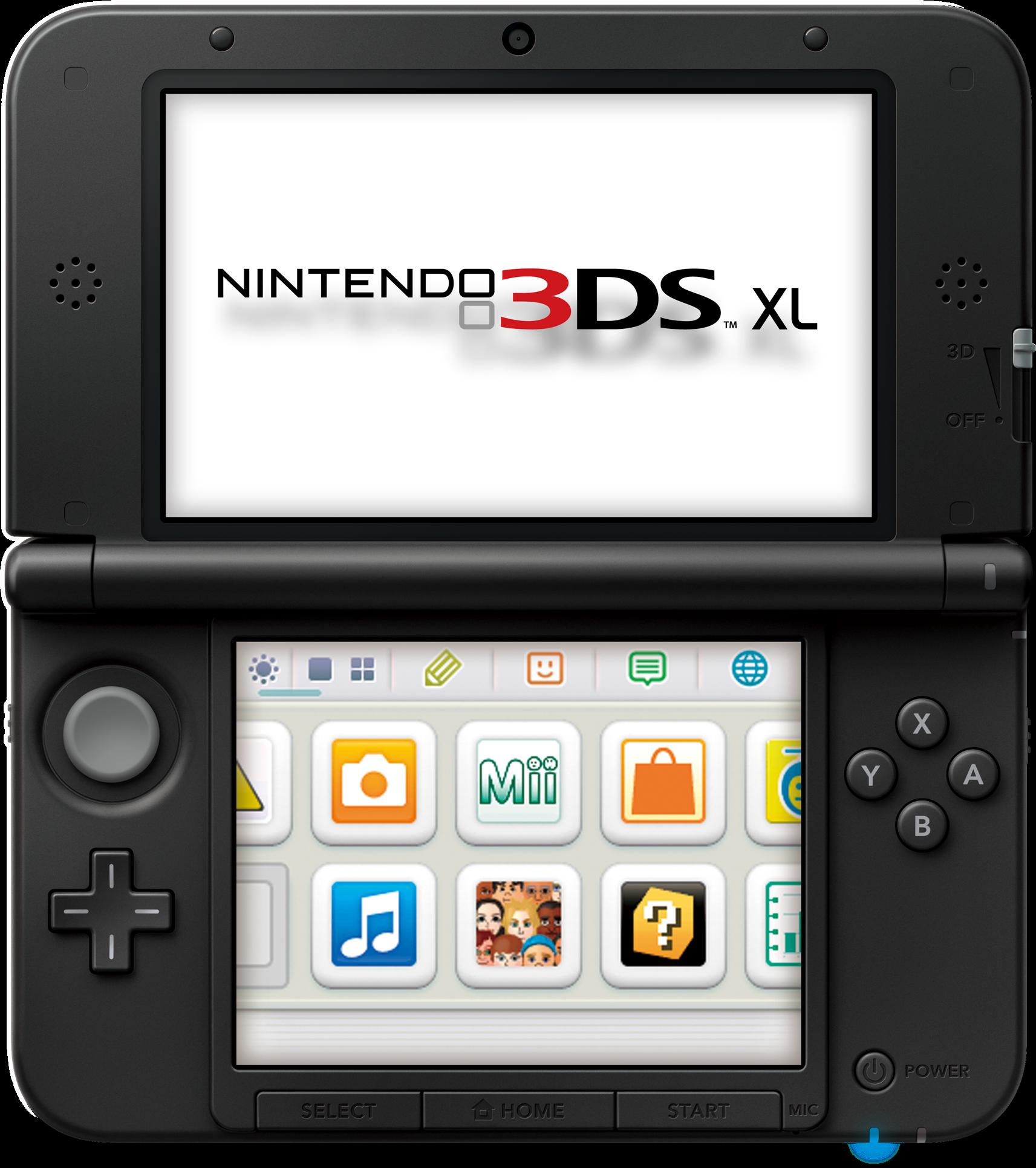 Nintendo 3ds Threediots Territory Fandom Powered By Wikia Ds Lite Edge The Xl