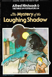 Laughing Shadow Cover 02