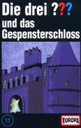The Secret of Terror Castle Audio Cassette 1